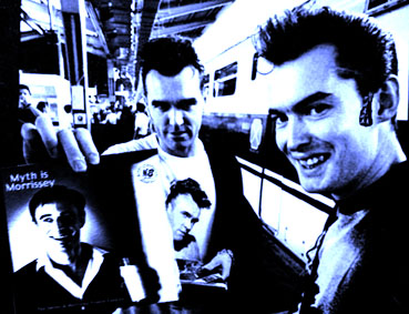 Morrissey & Boz avec Myth is No 8